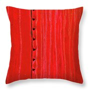Rail Car 2 Throw Pillow