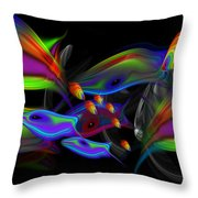 Rainbow Deep Throw Pillow