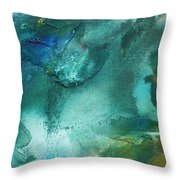Rainbow Dreams Iv By Madart Throw Pillow