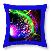 Rainbow Throw Pillow