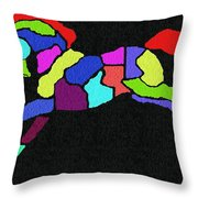 Rainbow Pony Throw Pillow