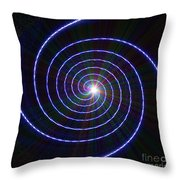 Rainbow Spinner Off Throw Pillow