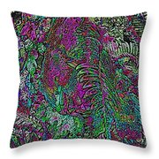 Rainy Day Delight 1 Throw Pillow