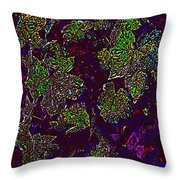 Rainy Day Delight 2 Throw Pillow