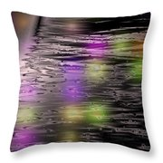 Rainy Night In Georgia Throw Pillow