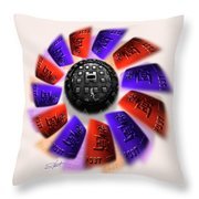 Rally Throw Pillow