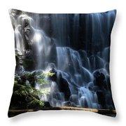 Ramona Falls 4 Throw Pillow