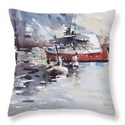 Ramso,stockholm Throw Pillow