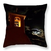 Ranchos De Taos Church, New Mexico Throw Pillow