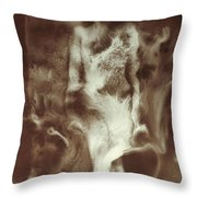 Raoul Ubac: The Nebula Throw Pillow