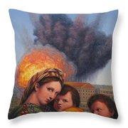Raphael Moderne Throw Pillow