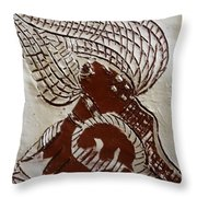 Rapture - Tile Throw Pillow