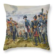Ratisbon Incident Of The French Camp Throw Pillow