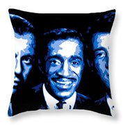 Ratpack Throw Pillow