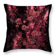Ravaged Heart Throw Pillow