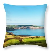 Ravenscar1 Throw Pillow