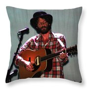 Ray Lamontagne-9040 Throw Pillow