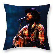Ray Lamontagne-9053 Throw Pillow