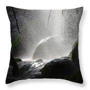 Ray Of Light Throw Pillow