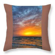 Raydiant Throw Pillow