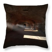 Rays Of Light - Raggi Di Luce Throw Pillow