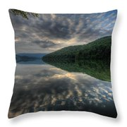 Raystown Reflections Throw Pillow