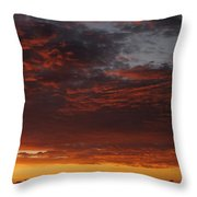 Reach For The Sky 12 Throw Pillow