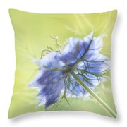 Reaching Out.... Throw Pillow