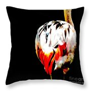 Ready For My Close-up Mr Demille Throw Pillow