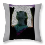 Ready And Able Throw Pillow