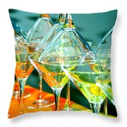 Ready For A Beverage Throw Pillow