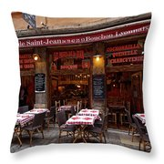 Ready For Diners Throw Pillow