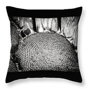 Ready For Harvesting Throw Pillow