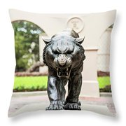 Ready For The Challenge Throw Pillow