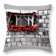 Ready For Your Close- Up Throw Pillow