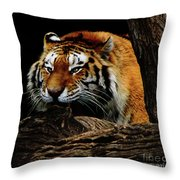Ready Or Not Throw Pillow
