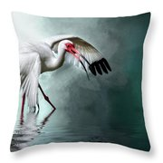 Ready Or Not, Here I Come... Throw Pillow