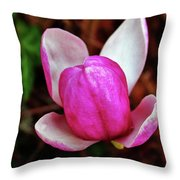 Ready To Pop Into Spring Throw Pillow