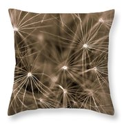 Ready To Seed Throw Pillow