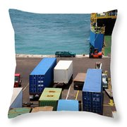 Ready To Ship Throw Pillow