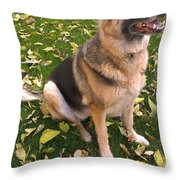 Ready When You Are Throw Pillow