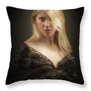 Ready Throw Pillow