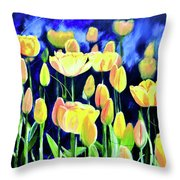 Real Artists Dont Paint Decorative Iv Throw Pillow