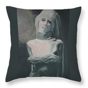 Real Love Is Hard To Find Throw Pillow