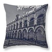 Real Palacio De Los Capitanes Generales Throw Pillow
