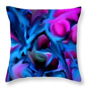 Reality Altered Throw Pillow