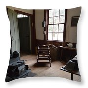 Really Old Kitchen Throw Pillow
