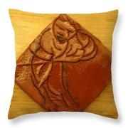 Reap - Tile Throw Pillow