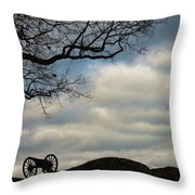 Reap The Wind Throw Pillow