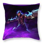 Reaper Overwatch Throw Pillow